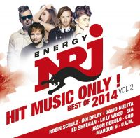 Cover  - Energy NRJ Hit Music Only! - Best Of 2014 Vol. 2