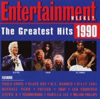 Cover  - Entertainment Weekly - The Greatest Hits 1990