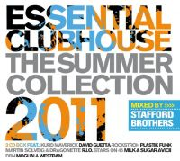 Cover  - Essential Clubhouse - The Summer Collection 2011