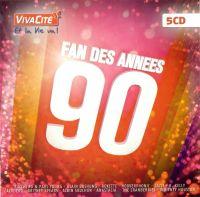 Cover  - Fan des années 90