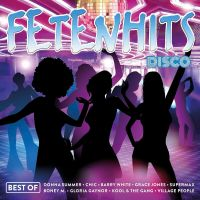 Cover  - Fetenhits - Disco - Best Of