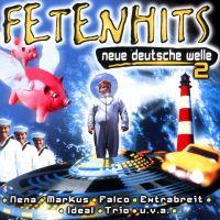 Cover  - Fetenhits - Neue Deutsche Welle 2