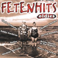 Cover  - Fetenhits - Oldies
