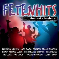 Cover  - Fetenhits - The Real Classics 6