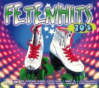 Cover  - Fetenhits 70's - Best Of