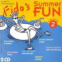 Cover  - Fido's Summer Fun Volume 2