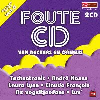 Cover  - Foute CD van Deckers en Ornelis Vol. 5