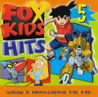 Cover  - Fox Kids Hits 5