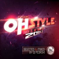 Cover  - Fucking Ohstyle - Hate It. Or Love It! 2014