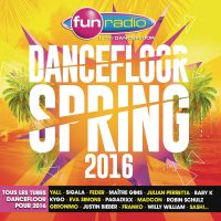 Cover  - Fun Radio - Dancefloor Spring 2016