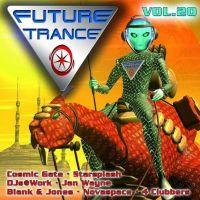 Cover  - Future Trance Vol. 20