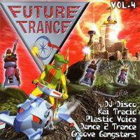 Cover  - Future Trance Vol. 4