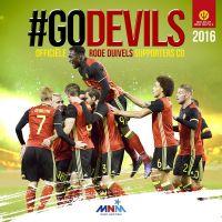Cover  - #GoDevils 2016