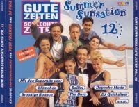 Cover  - Gute Zeiten - Schlechte Zeiten 12 - Summer Sunsation