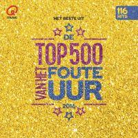 Cover  - Het beste uit de Top 500 van het foute uur (2016)