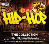 Cover  - Hip-Hop - The Collection