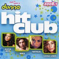 Cover  - Hit Club 2008 Vol. 1