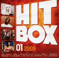 Cover  - Hitbox 01 2009