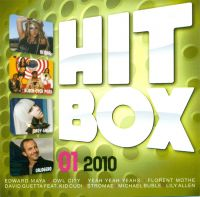 Cover  - Hitbox 01 2010
