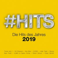 Cover  - #Hits - Die Hits des Jahres 2019