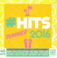 Cover  - #Hits - Summer 2016