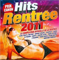 Cover  - Hits rentrée 2011