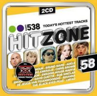 Cover  - Hitzone 58