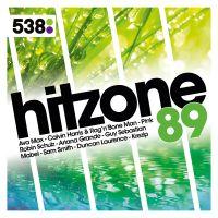 Cover  - Hitzone 89