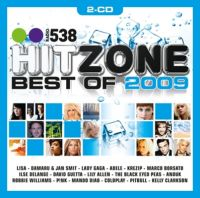 Cover  - Hitzone Best Of 2009