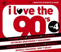 Cover  - I Love The 90's Vol. 4
