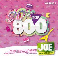 Cover  - Joe FM - 80's Top 800 volume 4