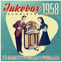 Cover  - Jukebox favorieten 1958