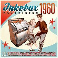 Cover  - Jukebox favorieten 1960