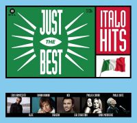 Cover  - Just The Best - Italo Hits