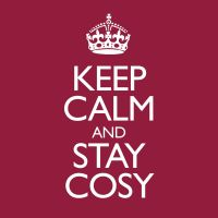 Cover  - Keep Calm And Stay Cosy