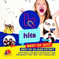 Cover  - Ketnet Hits - Best Of 2017 / Best Of 20 jaar Ketnet