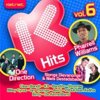 Cover  - Ketnet Hits vol. 6