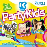 Cover  - Ketnet PartyKids 2010.1