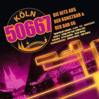 Cover  - Köln 50667 - Die Hits aus der Kunstbar und der Bar 66