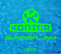 Cover  - Kontor - Summer Jam 2014