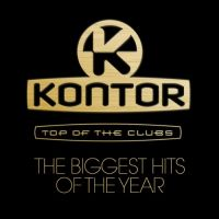 Cover  - Kontor - Top Of The Clubs - The Biggest Hits Of The Year