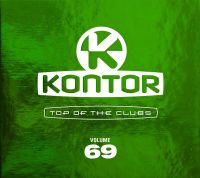 Cover  - Kontor - Top Of The Clubs Volume 69