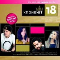 Cover  - Kronehit 18