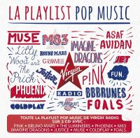 Cover  - La playlist Pop Music - Virgin Radio