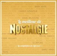 Cover  - Le meilleur de Nostalgie