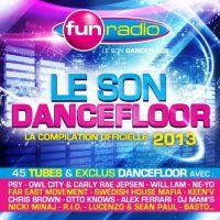 Cover  - Le son dancefloor 2013