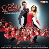 Cover  - Let's Dance - Das Tanzalbum 2013