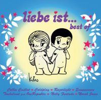 Cover  - Liebe ist... Best Of