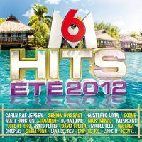 Cover  - M6 Hits été 2012