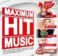 Cover  - Maximum Hit Music 2015 Vol. 2